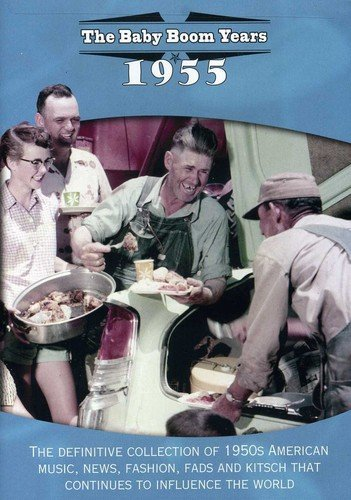 The Baby Boom Years: 1955 for sale  Delivered anywhere in USA