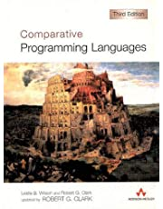 Comparative Programming Languages (3rd Edition)