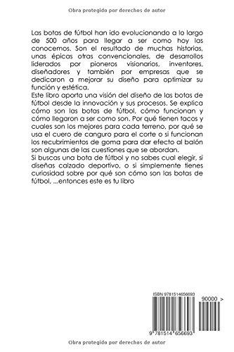Innovación y botas de fútbol (Spanish Edition): José C. Olaso Melis: 9781514656693: Amazon.com: Books