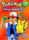 Pokemon Tattoos, Golden Books Staff, 0307104001
