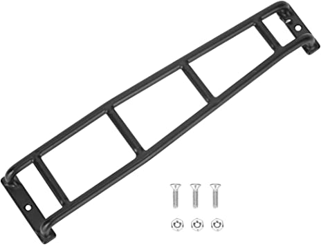 Tbest RC Rear Ladder 1//10 Metal Rear Ladder for Climbing RC Car Stairs Upgrade Accessories Compatible with Benz Traxxas TRX4 G500