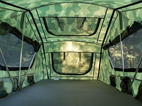 Yakima SkyRise Rooftop Tent - Poler Edition - 8007432