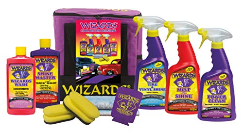 wizard wax - 9