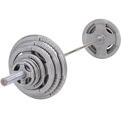 Steel Grip Olympic Sets