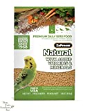 ZuPreem Natural Diet Bird Food Parakeet, My Pet Supplies