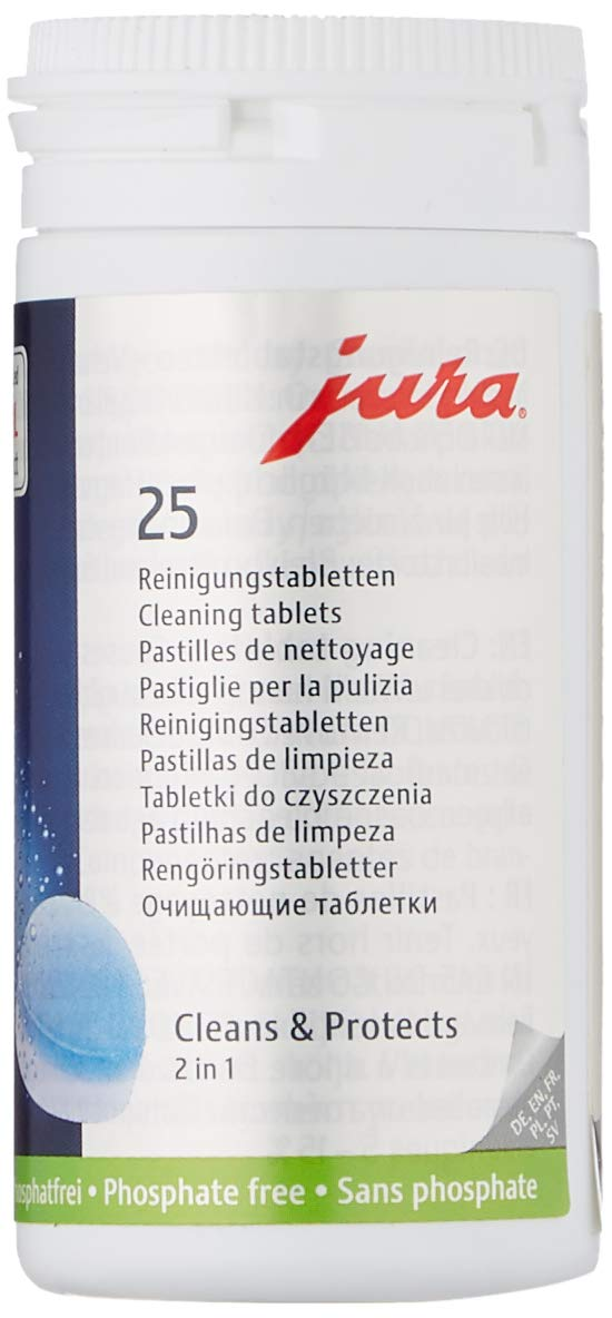 2-Phase Cleaning Tablets (25 tablets)