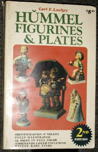 Hummel Figurines & Plates Identificatioin & Values