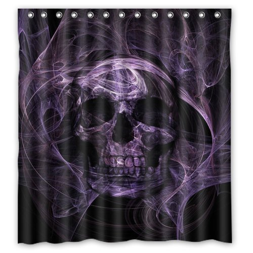 Bathroom decorations theme sets in purple - Trenters.com