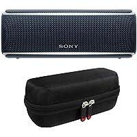 Sony SRS-XB21 Portable Wireless Bluetooth Speaker (Black)...