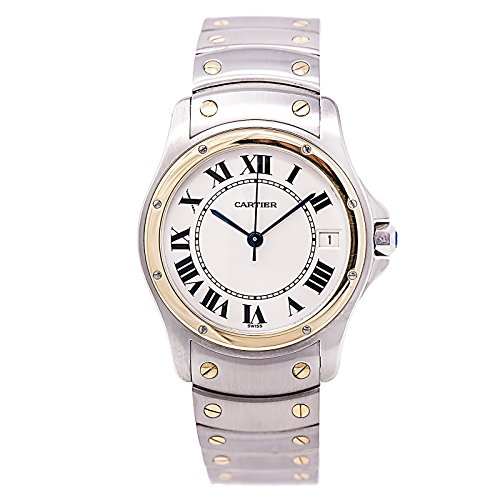 Cartier Unknown Automatic-self-Wind Mens Watch 1910 (Certified Pre-Owned)