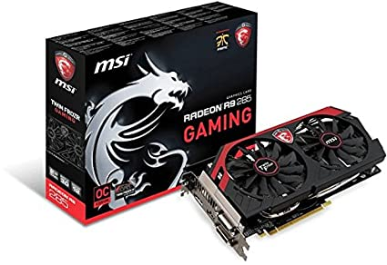 MSI Radeon R9 285 Gaming 2G - Tarjeta gráfica Radeon R9 285 ...