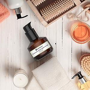 Hyaluronic Acid Complex Serum - NATURAL & ORGANIC INGREDIENTS! Anti Aging Skincare. Hydrating, moisturizing, & brightening face serum used as skin toner, plumper, & wrinkle filler. Vegan!