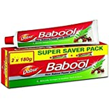 Babool Ayurvedic Toothpaste for Strong Teeth - 180 X 2 gms
