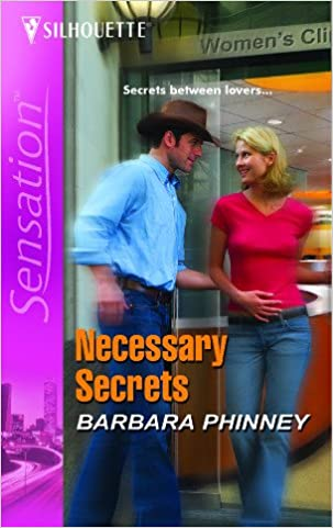 Book Necessary Secrets (Silhouette Sensation)