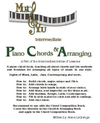 Intermediate Piano Chords Arranging Alana Lagrange 9780974258119