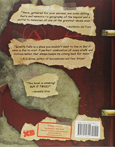 Gravity Falls: Journal 3 by Disney Press (Image #1)