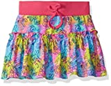 My Little Pony Little Girls' Drop Waist Skirt with Gathers, Hot Pink, X-Small