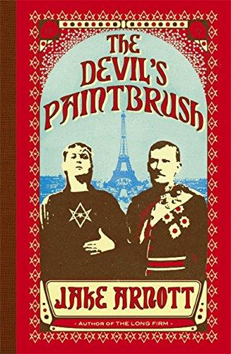Devils Paintbrush Jake Arnott product image