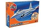 Airfix Quickbuild Eurofighter Typhoon Airplane