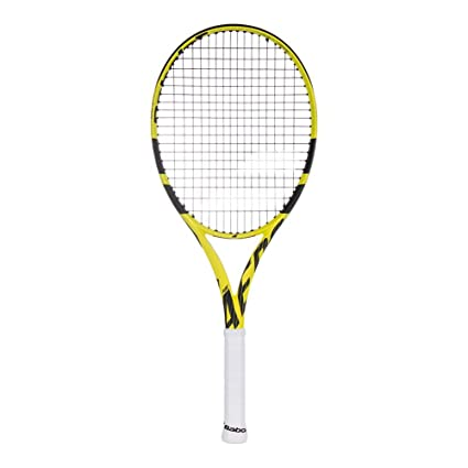 Amazon.com   Babolat 2019 Pure Aero Lite Tennis Racquet (4 1 2
