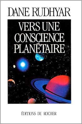 Book Vers une conscience planétaire