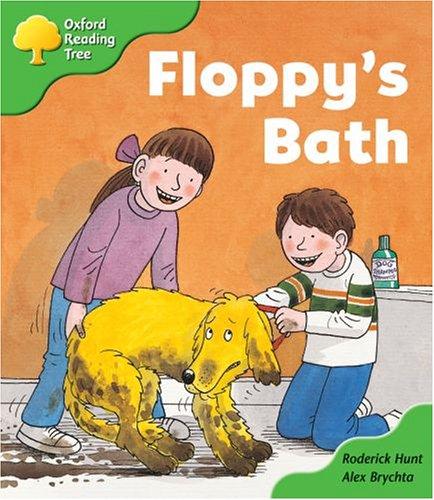 Download Oxford Reading Tree Stage 2 - Floppy's Bath pdf epub