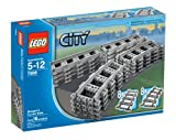 LEGO City Straight & Curved Rails