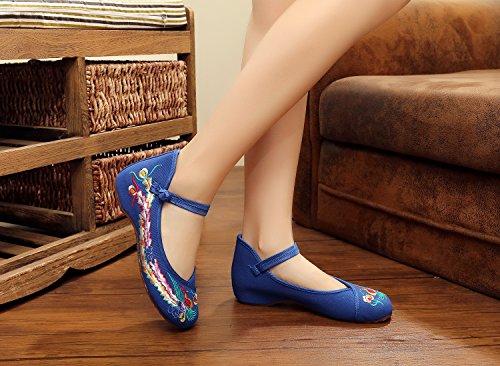 Jane Mary Basse Royal buy Blue U Donna n1BxfwBz