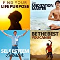 Powerful Self-Growth with Hypnosis Bundle: Become Your Absolute Best, with Hypnosis Speech by  Hypnosis Live Narrated by  Hypnosis Live