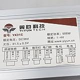 WEIYINGSI Motor Speed Controller 36v 500w