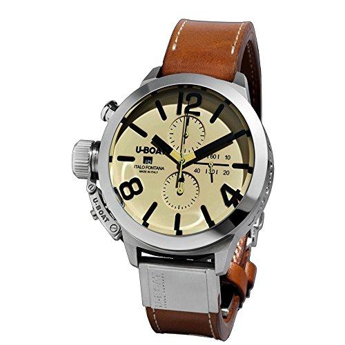 U-Boat 7431-A Classico 45 Tungsteno CAS2 Wristwatch