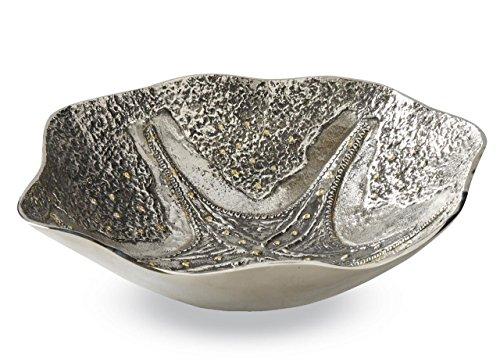 Mud Pie SEAsons Greetings Collection Starfish Metal Bowl