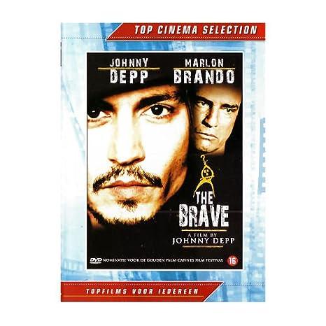 The Brave [1997] [Dutch Import]: Amazon.es: Johnny Depp ...