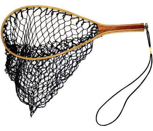 Frabill Wood Handle Landing Net
