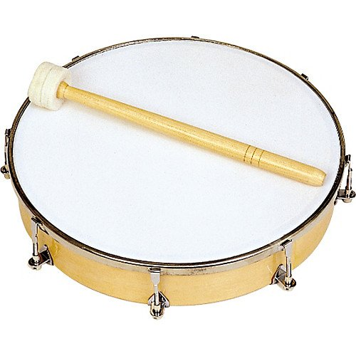 (Rhythm Band Tunable Hand Drum 10 in., Rb1180)