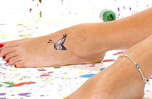 Feminine Temporary Tattoos by TEMPORARY TATTOO FACTORY (Image #9)
