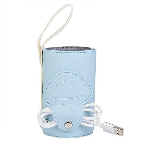 Bolso USB para calentar biberones Bolsa de leche portátil ...