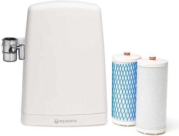 Filtro de agua de sobremesa Aquasana AQ4000 - Purificador de agua ...