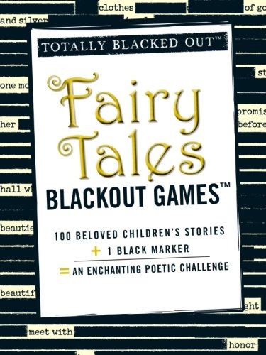 Fairy Tales Blackout Games  Totally Blacked Out