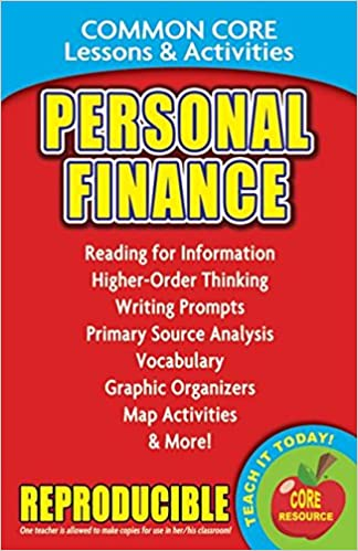 personal finance writing prompts