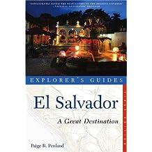 Explorer's Guides El Salvador