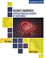 Security Awareness: Applying Practical Security in Your World, 5th Edition Front Cover