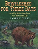 Bewildered for Three Days, Andrew Glass, 0823414469
