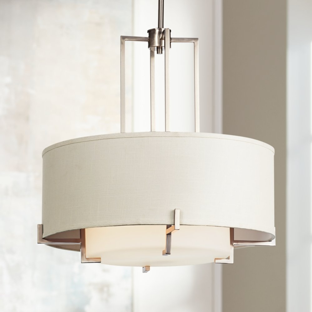 Possini euro design concentric shades 25 wide pendant light possini euro design concentric shades 25 wide pendant light chandeliers amazon aloadofball Image collections