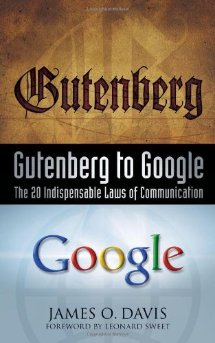 Gutenberg To Google ebook