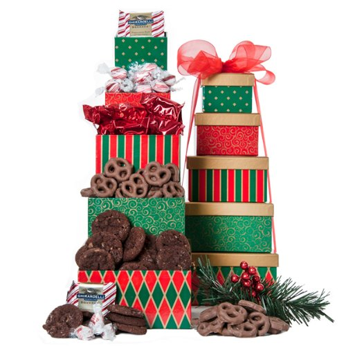 Holiday Treat Tower (GR)