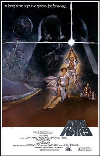 """Star Wars Movie Poster Mini 11/""""X17/"""""""
