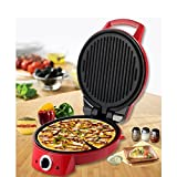 Wonderchef Italia Aluminium Pizza Maker (Red)