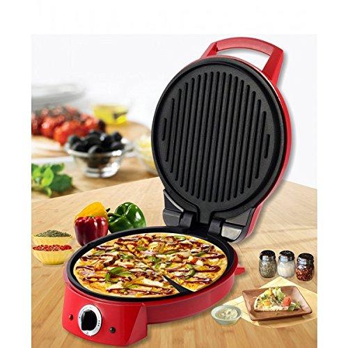 Wonderchef Italia Aluminium Pizza Maker (Red)