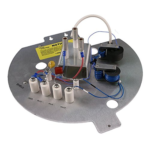 - Flash Technology - Tower Lighting Red Flashtube Mounting Assembly Plate (Upper) for Aviation Obstruction Lighting System